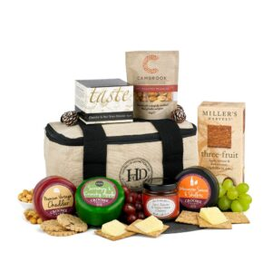 Cheese and Snacks Cool Bag